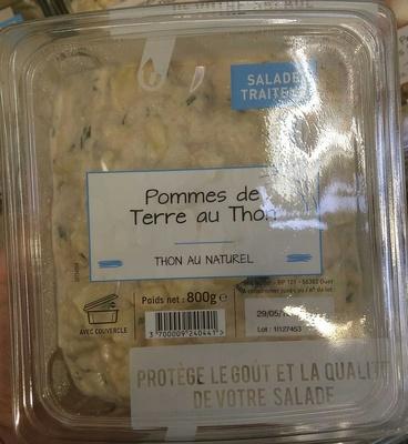 Pommes de Terre au Thon - Produit