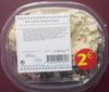 Trio choux jambon comté - Product