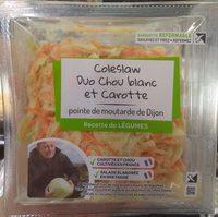 Coleslaw Duo Chou blanc et Carotte - Product - fr