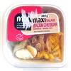 Maxi Salade Bacon Cheddar Serpentini / Oignons Frits - Produit