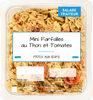 Mini Farfalles Thon tomates - Prodotto