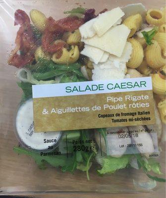 Salade Caesar : Penne & Émincés de Poulet rôti - Produit