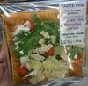 Tarte Fine Poulet rôti Tomates Cerise - Product