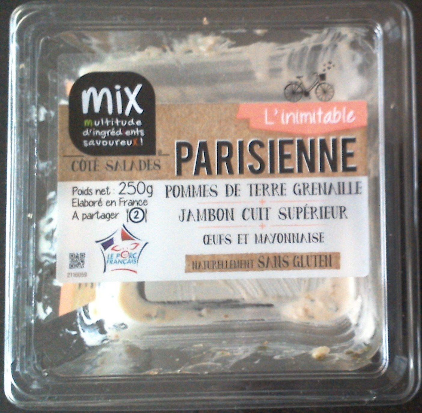 L'inimitable Parisienne - Produit