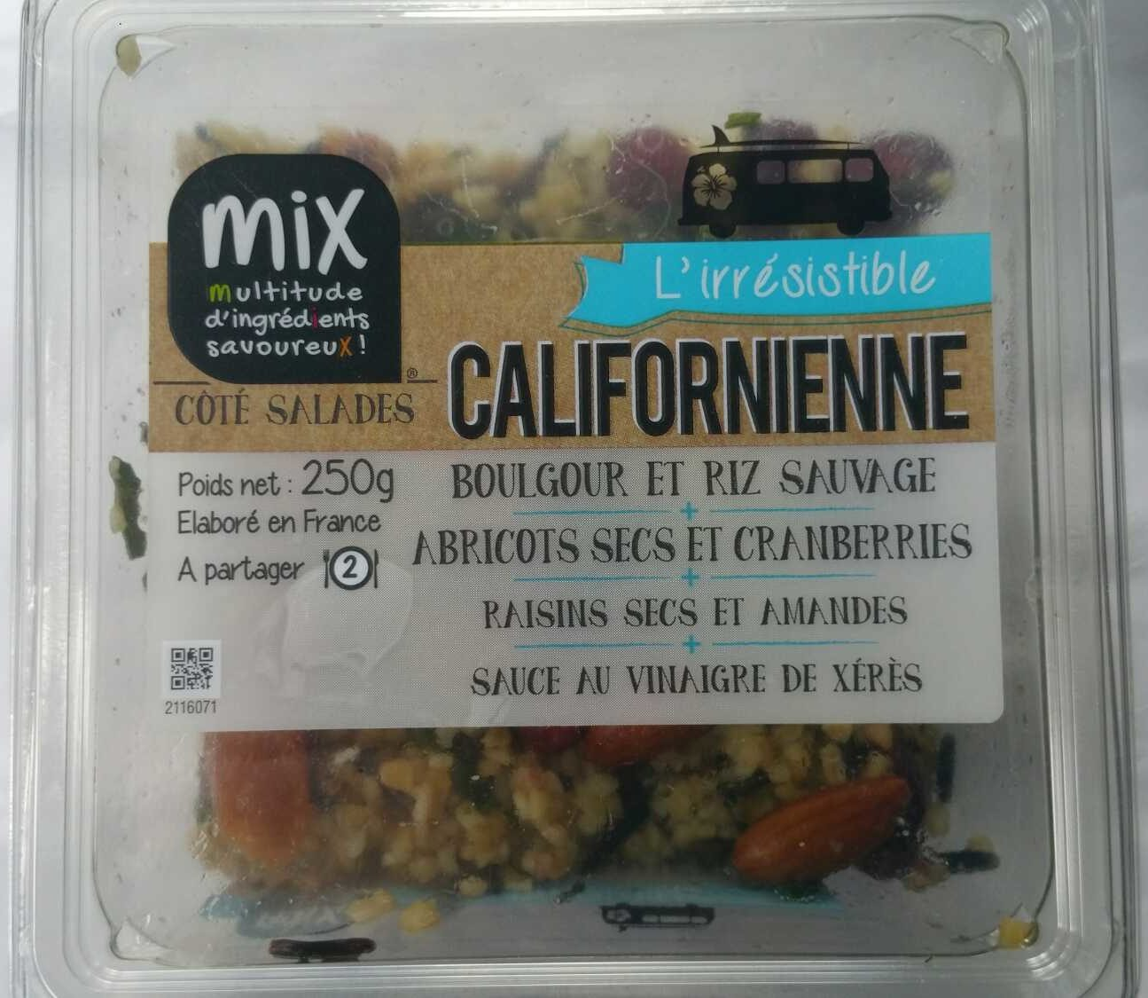L'irrésistible CALIFORNIENNE - Product