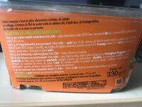 EXTRA CAESAR POULET 330GR MIX - Ingrédients - fr