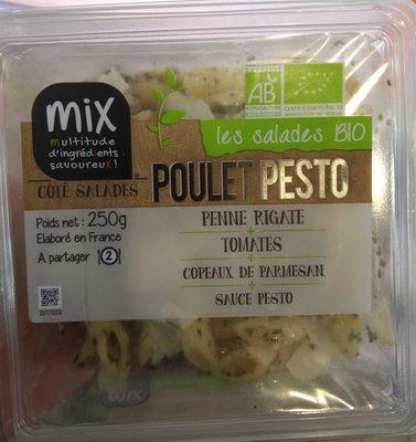 Salade Poulet Pesto Bio - Produit