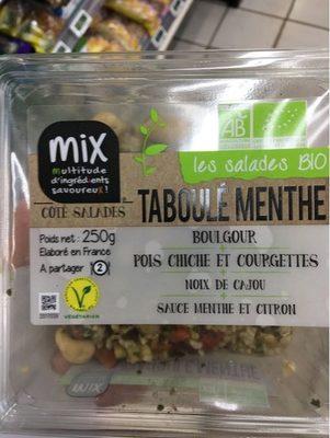 Taboulé Menthe - Produit - fr