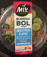 Buddha bol saumon fumé - Produit - fr