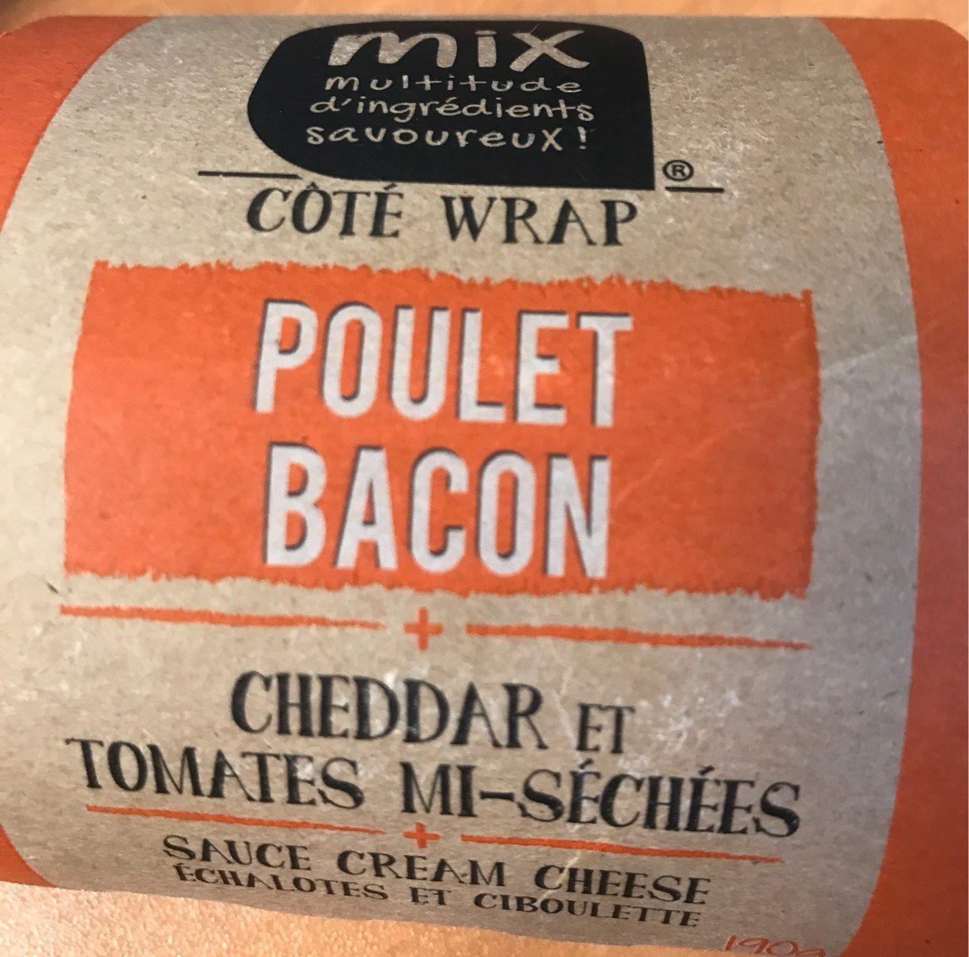 Wrap Poulet Bacon, 190g - Produit - fr
