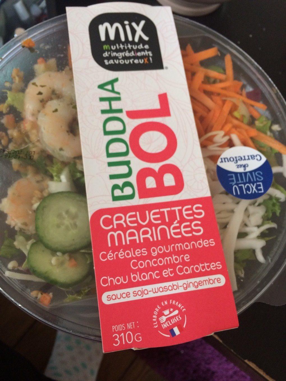Buddha Bol Crevettes - Produit