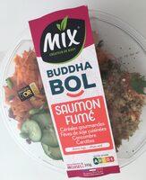 Buddha Bol Saumon fumé - Produit