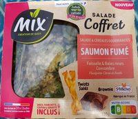 Salade saumon fumé - Product