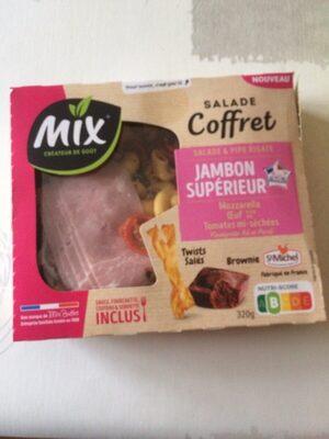 Salade Coffret Jambon Supérieur, 320g - Product - fr