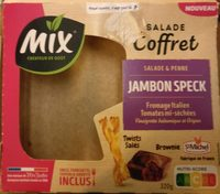 Salade Coffret Jambon Speck, 320g - Produit - fr