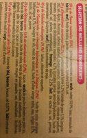 Salade Coffret Jambon Speck, 320g - Ingrédients - fr