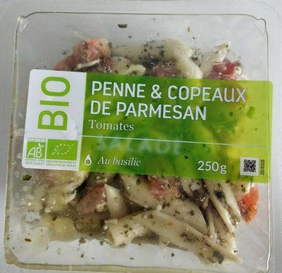 Penne et copeaux de parmesan - Product