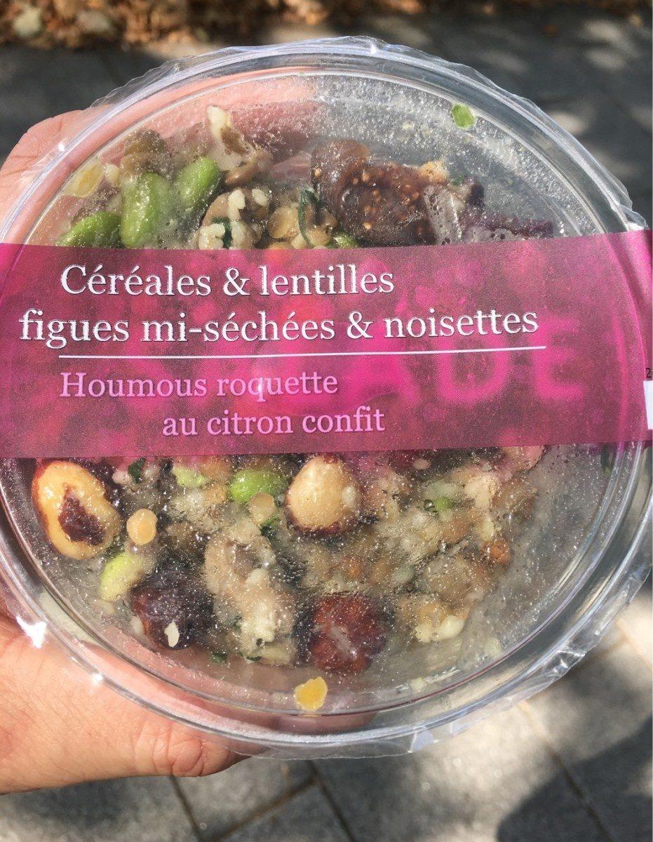 Céréales et lentilles - Produit - fr