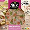 Pizza - Jambon supérieur - Product