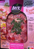 Pizza del Gusto! Jambon supérieur, Mozzarella, Tomates cerises - Produit - fr