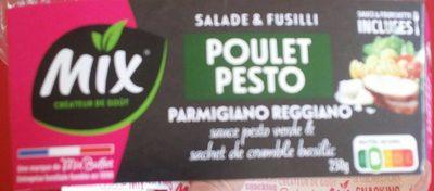 Salade & fusili poulet pesto - Product - fr