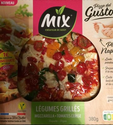 Pizza del gusto - Product
