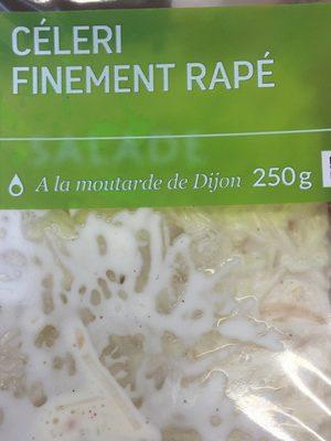 Celeri finement rapé à la moutarde de Dijon - Product - fr