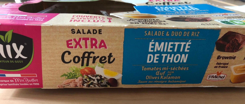 Salade & Duo de riz émietté de thon - Product