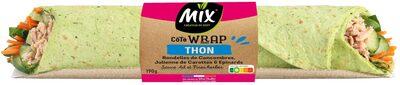 Mix Côté Wrap Thon - Product - fr