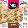 Pizza Paysanne - Produit