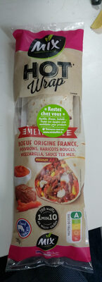 Hot wrap mexicaine - Product - fr