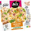 Pizza del Gusto Chèvre Miel Noisette - Produit
