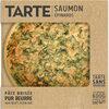 Tarte saumon épinard - Produto