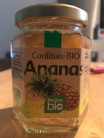 Confiture bio Ananas - Product
