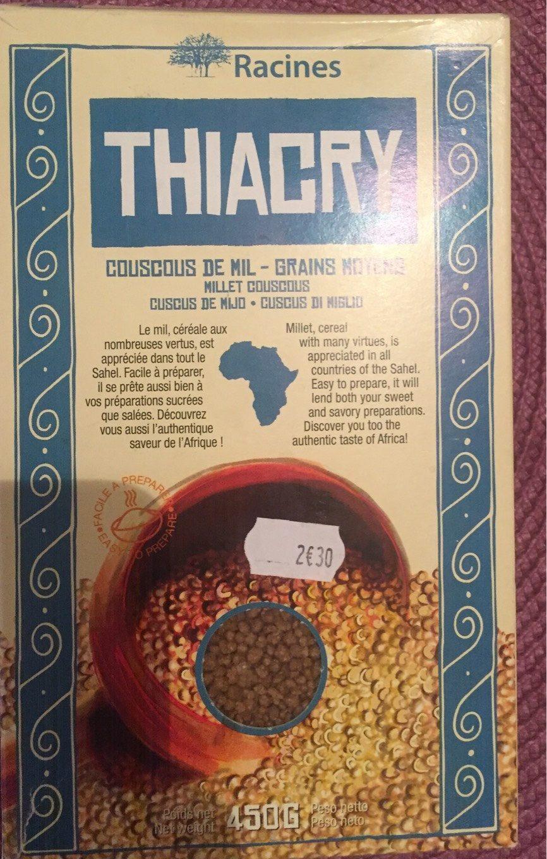 Thiacry - Produit - fr