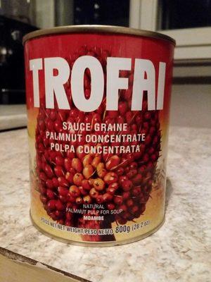 Sauce graine - Product