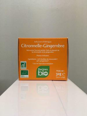 Citronnelle Gingembre - 5