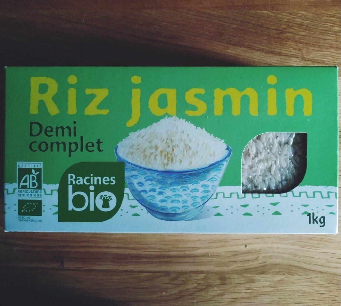 Riz jasmin demi complet - Prodotto - fr