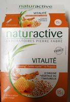 Naturactive Fluide Vitalité 15 Sticks - Produit - fr