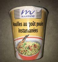 Nouilles au goût Poulet instantanées - Produit - fr