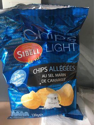 Chips light au sel marin de Camargue - Product