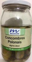 Concombres Polonais Aigres-Doux - Prodotto - fr
