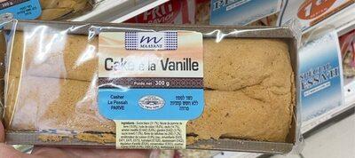 Cake a la vanille - Product - fr