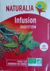 Infusion digestion - Product
