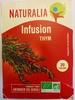 Infusion thym - Product