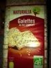 Galettes au riz complet - Produit