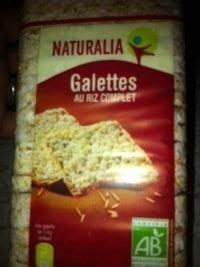 Galettes au riz complet - Product