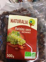 Raisins secs - Produit