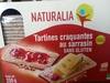 Tartines craquantes au sarrasin sans gluten - Produit
