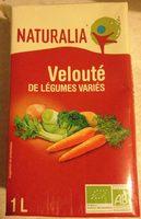 Velouté de légumes variés - Produit - fr